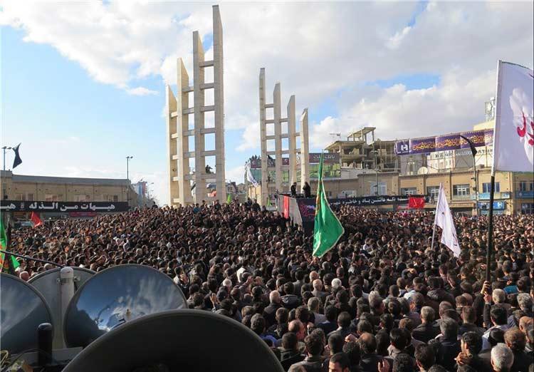 حسینیه اعظم زنجان